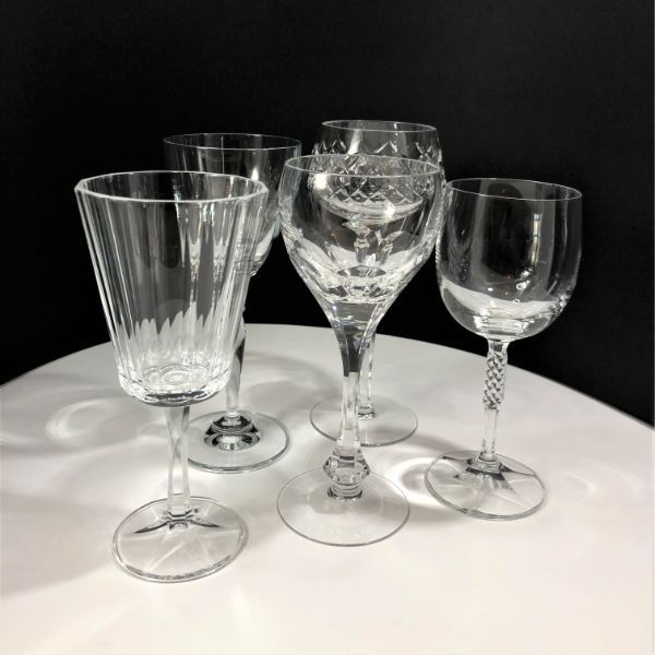 Rotwein Gläser (Kristall) Image