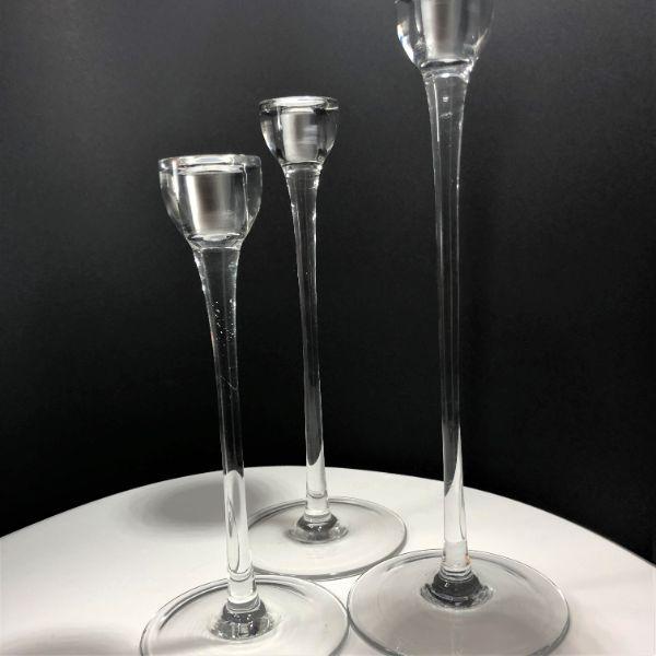 Kerzenständer Glas Image