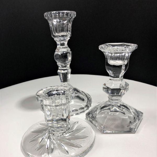 Kerzenständer Kristall Image